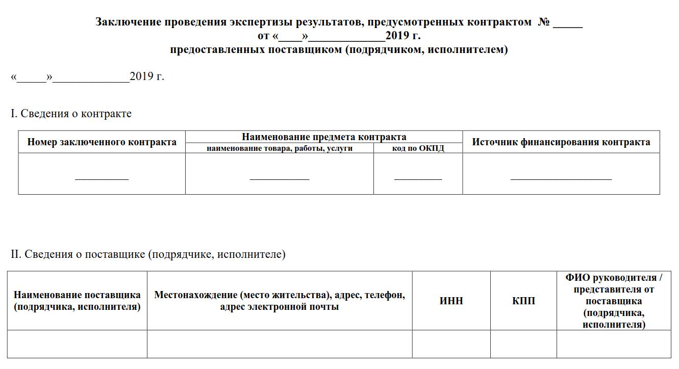 Договор поставки условие о проведении экспертизы